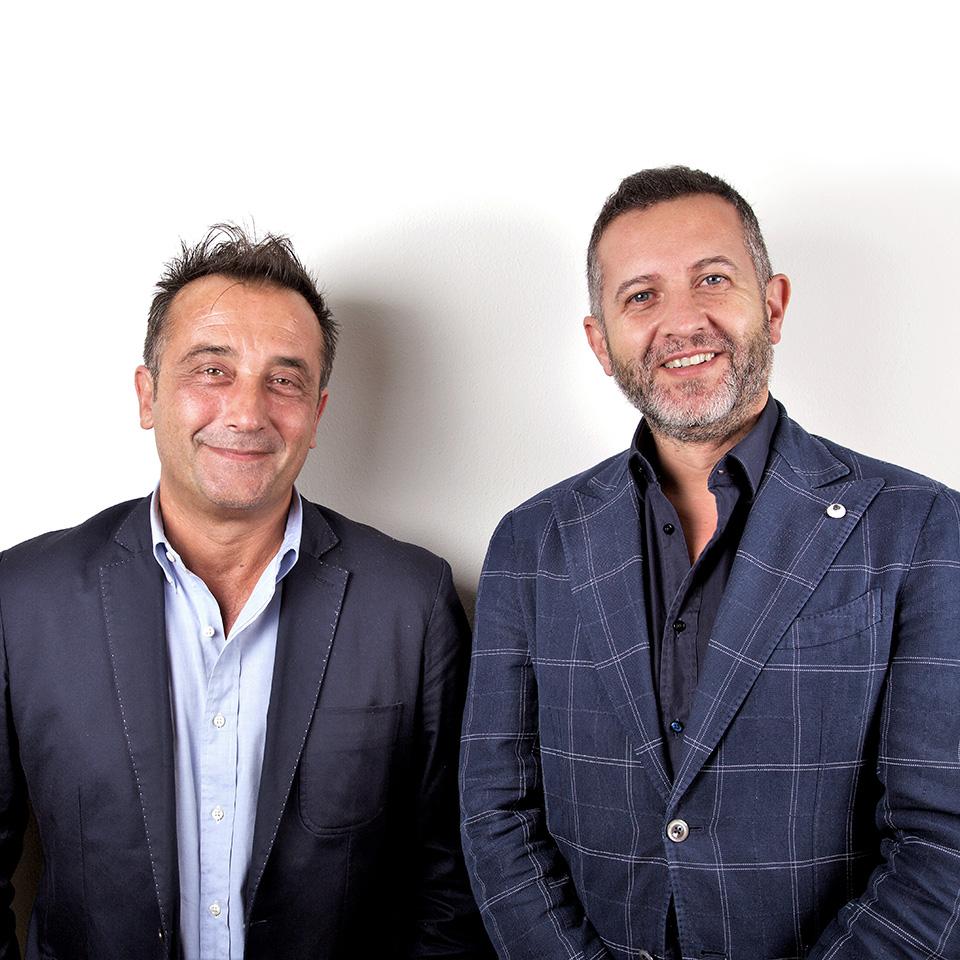 Michele Chiarello & Luca Pagani